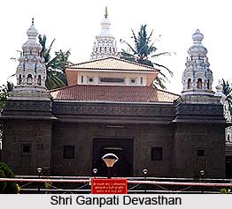 Shri Ganpati Devasthan , Sangli