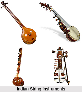 String Instruments used in Indian Classical Music
