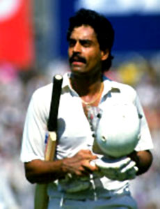 D Vengsarkar, Indian Cricket
