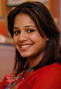 Indian Squash Player, Dipika Pallikal