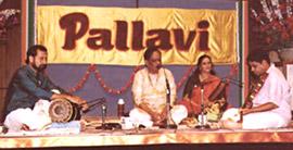 Dr. Balamurali Krishna in Concert