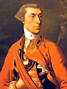 In November 1780, Warren Hastings, the then Governor-General of India, forwarded Sir Eyre Coote (1726-1783) as the new commander to protect Madras