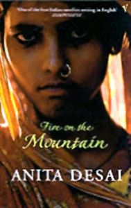 Fire on the Mountain, Anita Desai