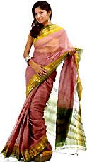 Gadwal saris