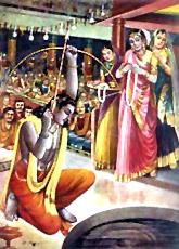 Swayambhar of Draupadi