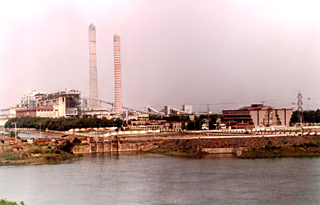 Farakka Barage Township, Murshidabad, West Bengal