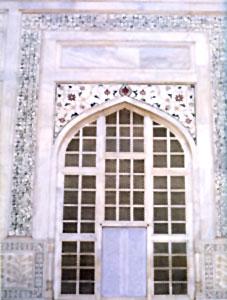 Frame Sculpture of Taj Mahal