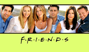 Friends, English Serials, Indian Television Serials