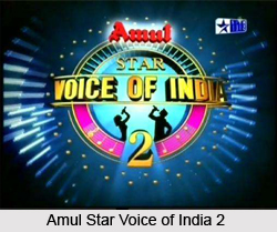 Amul Star Voice of India 2, Indian Reality Show