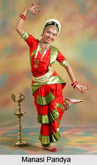 Manasi Pandya, Indian Dancer