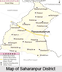 Saharanpur District,Uttar Pradesh