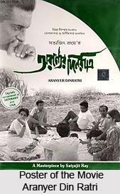 Aranyer Din Ratri, Indian Movie