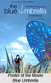 Blue Umbrella  , Indian film