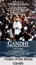 Gandhi , Indian Movie