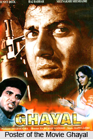 Ghayal , Indian movie