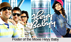 Heyy Baby, Indian movie
