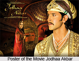 Jodhaa Akbar,  Indian movie