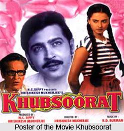Khubsoorat, Indian movie