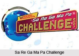 Sa Re Ga Ma Pa, Indian Reality Show