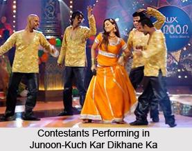 Junoon-Kuch Kar Dikhane Ka, Indian Reality Show