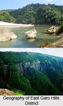 East Garo Hills District, Meghalaya