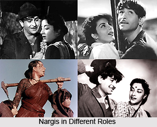 Nargis, Bollywood Actress