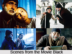 Black , Indian Movie