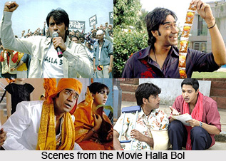 Halla Bol , Indian Movie