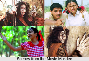 Makdee, Indian film
