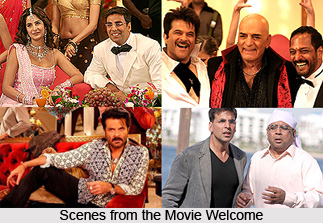 Welcome , Indian Movie