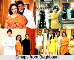 Baghbaan, Indian film