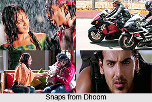 Dhoom,   Indian film