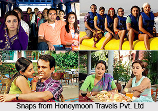 honeymoon travels