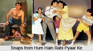 Hum Hain Rahi Pyaar Ke , Indian movie