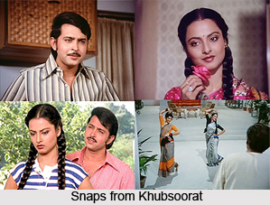 Khubsoorat, Indian movie
