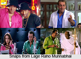 Lage Raho Munnabhai, Indian Movie