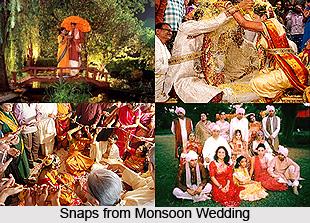 Monsoon Wedding, Indian movie