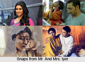 Mr. And Mrs. Iyer, Indian movie
