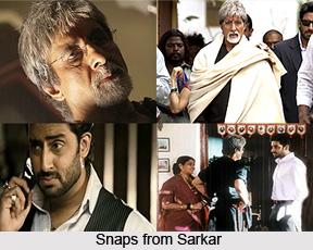 Sarkar, Indian movie