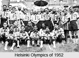 India in Hockey Olympics