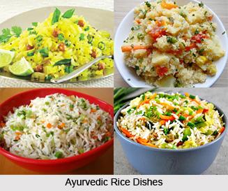 Ayurvedic Rice Dishes