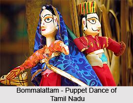 Bommalattam, Puppet Dance