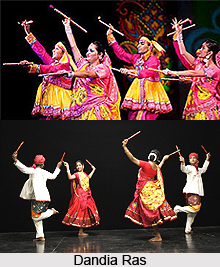 Dandia Ras, Gujarat