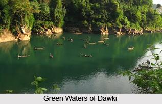 Dawki, Meghalaya