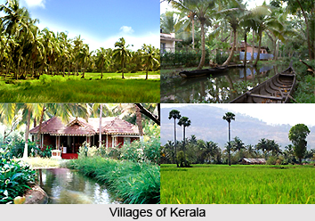 Villages of Kerala, Indian Villages