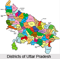 Districts of Uttar Pradesh