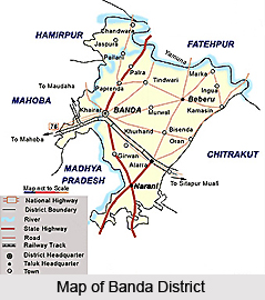 Banda District, Uttar Pradesh