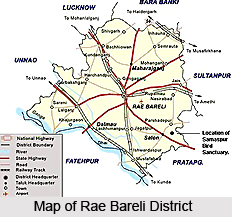 Rae Bareli District, Uttar Pradesh