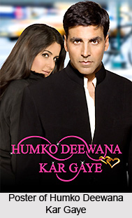 Humko Deewana Kar Gaye,  Indian movie