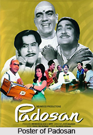 Padosan, Indian Movie